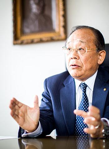 代表取締役社長 下倉 隆